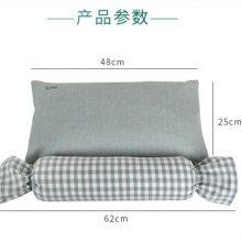 适之宝糖果形保健枕,保护颈椎的可爱单人硬枕