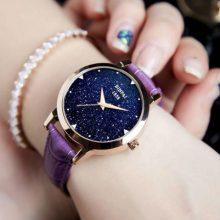 宾派时尚蓝晶石女士腕表,分分钟提升你的个人气质