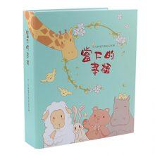 宝宝成长DIY手工纪念册,记录当下的甜蜜幸福