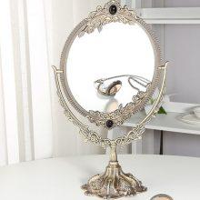 欧式复古双面公主镜,让你的梳妆台更加有情调
