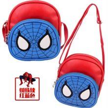 美国队长蜘蛛侠超人儿童包包,每个男孩都有一个英雄梦
