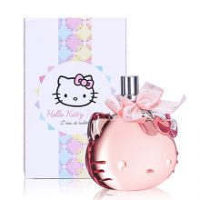 法国Hello Kitty女士香水,包装精美是最好的情人节礼物