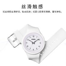 正港可爱硅胶女孩手表,简约大方的韩版儿童手表