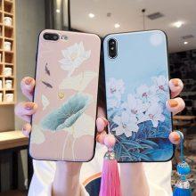 春夏季中国风手机壳,拿在手上超唯美超显气质