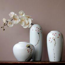 景德镇陶瓷花瓶摆件,呈现主人的艺术品味和修养
