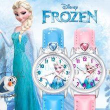 迪士尼韩版女童手表,公主梦和少女心的最爱