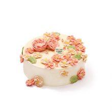 BON CAKE浪漫花仙子生日蛋糕,这一刻我们心花怒放