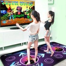舞刃街发光双人跳舞毯,瘦身娱乐动起来(3D体验)
