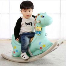 宝宝加厚两用摇摇木马,专为中国宝宝设计的科学摇摇椅