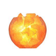 喜马拉雅欧式水晶盐灯,一款时尚创意且实用的小夜灯