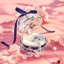 日本Piearth戒指项链礼盒,是精致公主最美的装扮