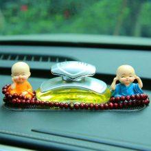 LOOKAA柠檬香型车载香水摆件,持久散香可净化空气