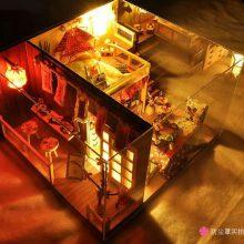 海洋之恋木制DIY小屋,与你携手共度甜蜜时光