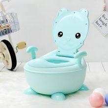 儿童专用马桶坐便器,宝宝如厕的时候更卫生健康