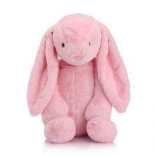 邦尼兔毛绒玩具,可做婚庆公仔安抚娃娃礼物