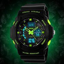儿童运动防水数字表,一款超酷的男生手表