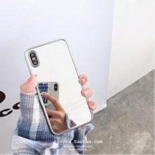 电镀镜面软壳手机壳,不用化妆镜也能随时随地补妆啦