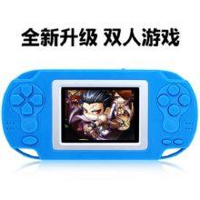 魔迪彩屏双人PSP游戏机,小朋友的童年就该放肆玩