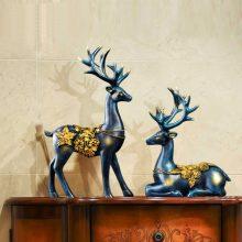 现代创意装饰品摆件,简洁的装饰展现丰富的风景