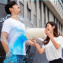 比菲力创意防水防污黑科技T恤,赶走污渍清洗更快捷