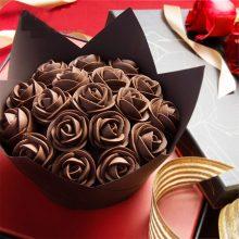 Mcake约瑟芬玫瑰花蛋糕,送给爱人最浪漫的礼物