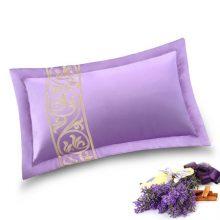 艾唯美天然薰衣草助眠枕头,漂亮精致的健康护颈枕
