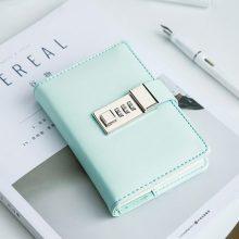小清新A7便携密码手账本,一本可以随身放在口袋里的笔记本