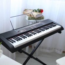 深港多功能儿童电子琴,智能音乐教学无需老师指导