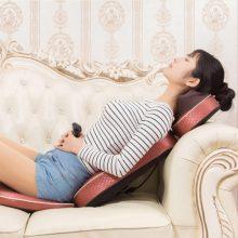 多功能全身按摩靠垫,给你全方位的舒服体验