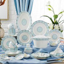 日式陶瓷餐具套装,一件精美又实用的礼物