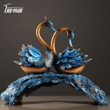 创意情侣天鹅摆件,一件宛如工艺品般的结婚礼品