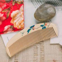 谭木匠新品礼盒彩绘梳,一款精美高档的浪漫礼物