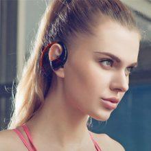 无线蓝牙防水运动耳机,轻到忘记它的存在