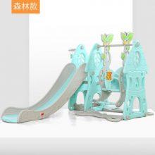 儿童室内秋千滑梯组合,让孩子玩起来更安全更健康
