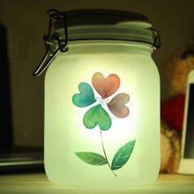 DIY图案定制阳光罐,适合送给女友的浪漫礼物