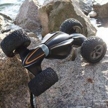 超大号遥控越野车,小男孩最喜欢的酷炫玩具