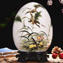 景德镇陶瓷花瓶摆件,可作家居装饰桌面摆件