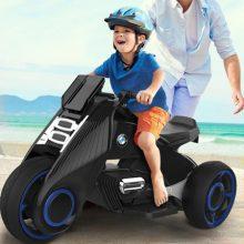 儿童电动摩托车,超炫酷的摩托车(可坐成年人)