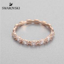 施华洛世奇清新枝叶戒指,打造专属你的甜蜜戒指
