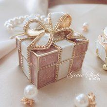 日本Piearth高档公主首饰盒,瞬间提高幸福感