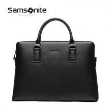 Samsonite/新秀丽男士商务手提包,送成功男士大牌首选