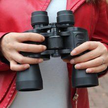 PUROO双筒望远镜,让你的世界更清晰与大自然更贴近