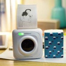 Paperang迷你口袋打印机,无需墨水装纸即可打印的迷你打印机