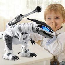 电动机械儿童恐龙玩具,宝宝的智能百科全书