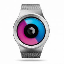 Ziiiro德国新概念无指针手表,简约中的星空酷炫风