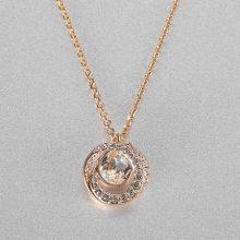 施华洛世奇宝石项链,送给女友的精美轻奢礼品