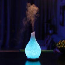超惊艳琉璃香薰加湿器,实用主义与艺术的完美结合