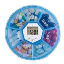 录音智能定时药盒,再也不用担心老人忘记吃药啦