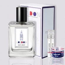 气味图书馆伦敦男士淡香水,一款特别适合送礼的男士香水