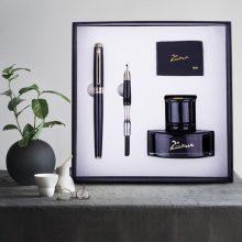 毕加索T719双笔尖钢笔礼盒,适合送给老师的精致礼品